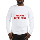 Catch Kony Long Sleeve T-Shirt