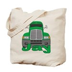 Trucker Jay Tote Bag