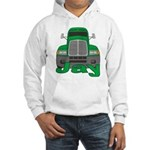 Trucker Jay Hooded Sweatshirt