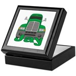 Trucker Jay Keepsake Box