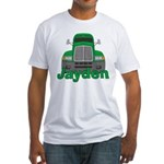 Trucker Jayden Fitted T-Shirt