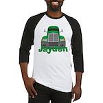 Trucker Jayden Baseball Jersey