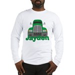Trucker Jayden Long Sleeve T-Shirt