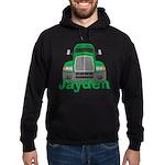 Trucker Jayden Hoodie (dark)