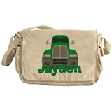 Trucker Jayden Messenger Bag