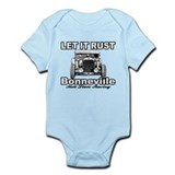 Bonneville Salt Flats Racing Infant Bodysuit