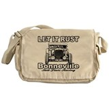 Bonneville Salt Flats Racing Messenger Bag