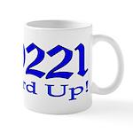 90221 Compton California Mug