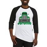 Trucker Jerome Baseball Jersey