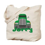 Trucker Jerry Tote Bag