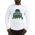 Trucker Jerry Long Sleeve T-Shirt