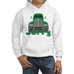 Trucker Jerry Hooded Sweatshirt