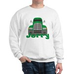 Trucker Jerry Sweatshirt