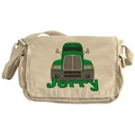 Trucker Jerry Messenger Bag