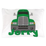Trucker Jerry Pillow Case