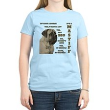 Unique English mastiff T-Shirt