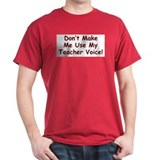 Unique Teacher T-Shirt