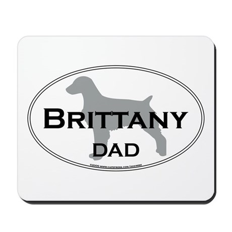 Brittany DAD Mousepad