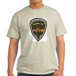 Vietnam MP Ash Grey T-Shirt