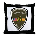Vietnam MP Throw Pillow