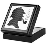 Sherlock Holmes - Keepsake Box