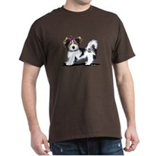 Biewer Yorkie Girl T-Shirt