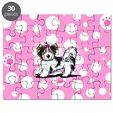 Biewer Yorkie Girl Puzzle