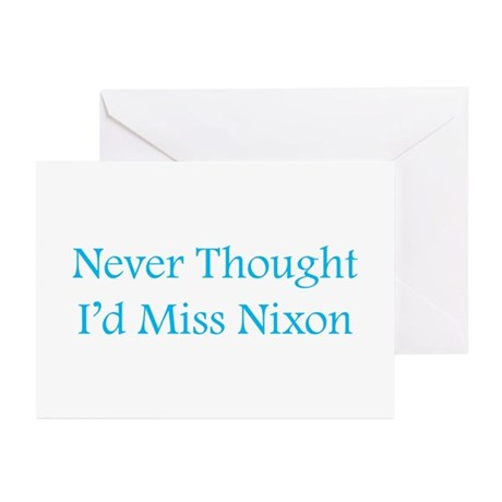 Miss Nixon Greeting Cards (Pk of 10)