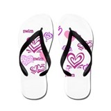 Love Swim Flip Flops