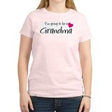 Unique Going to be a grandma T-Shirt