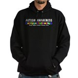 Aut Aware (Puzzle row) Hoody