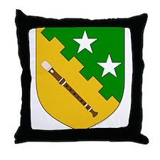 Rikhardr's Throw Pillow