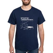 Pipe Anatomy Tshirt