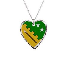 Rikhardr's Necklace Heart Charm