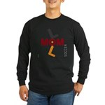 OYOOS Soccer Mom design Long Sleeve Dark T-Shirt