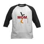OYOOS Soccer Mom design Kids Baseball Jersey