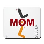 OYOOS Soccer Mom design Mousepad