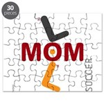 OYOOS Soccer Mom design Puzzle