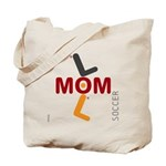 OYOOS Soccer Mom design Tote Bag