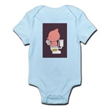 Piggy Bank Infant Bodysuit