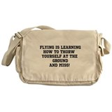 Unique Douglas adams Messenger Bag