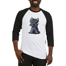 Cutie Face Scottie Baseball Jersey