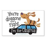 Doggone Right Decal