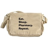 Pharmacist Humor Messenger Bag