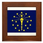 Indiana Framed Tile
