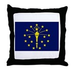 Indiana Throw Pillow