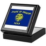 Oregon Keepsake Box