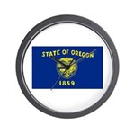Oregon Wall Clock