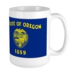 Oregon Large Mug