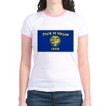 Oregon Jr. Ringer T-Shirt